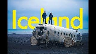 Plane Wreck in Iceland - Sólheimasandur