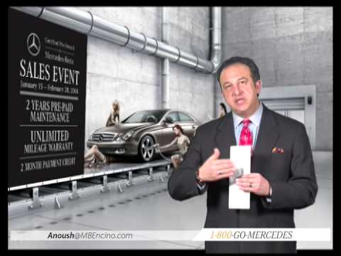 Mercedes Benz Certified Pre-Owned, Anoush Show EP #13 W/ Mercedes Benz of Encino (Farsi)