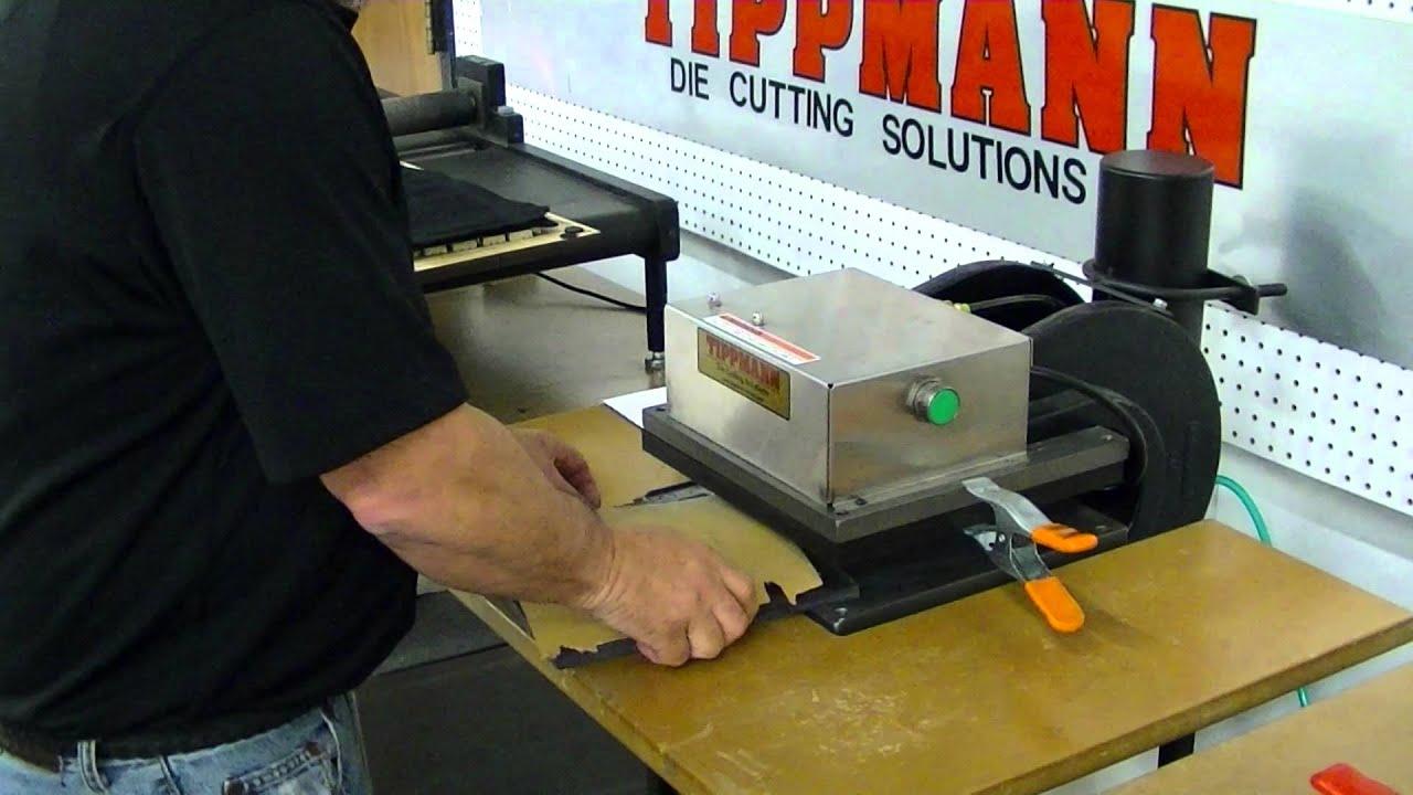 printing press cutting machine