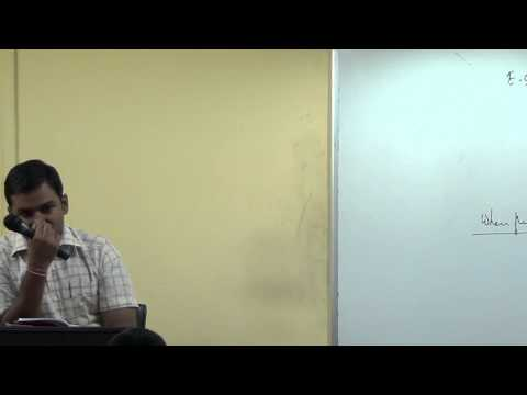Internal Reconstruction Lecture 2(3)