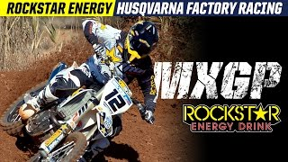 Rockstar Energy Husqvarna Factory Racing - MXGP