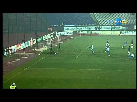 Gol Brandan pentru CS U Craiova