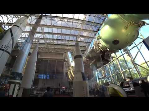 #008. National Air and Space Museum - Washington, DC