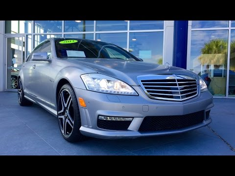 2013 Mercedes Benz S Class: S63 AMG Full Review / Exhaust / Start Up