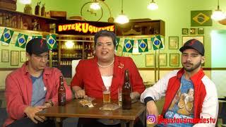 BRASIL x SUÍÇA- Dilma na Copa