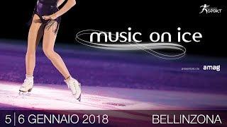 Trailer Music on Ice 2018 - Scuola di Vita