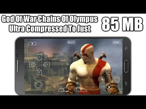 PPSSPP/PSP Games Highly Compressed