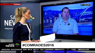DISCUSSION: Comrades Marathon Expo 2018