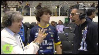 17-02-2013: Intervista Rai a Ludovico Dolfo nel post Trento-NewMater