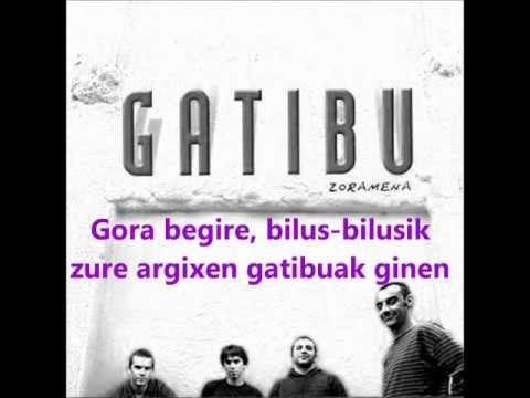Bilusik - Gatibu (letra) .wmv