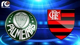 Palmeiras 1x1 Flamengo | AO VIVO | Brasileirão (Com parciais do Cartola)