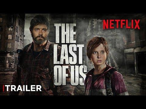 The Last Of Us | Reveal Trailer | Netflix | Concept By Captain Hishiro