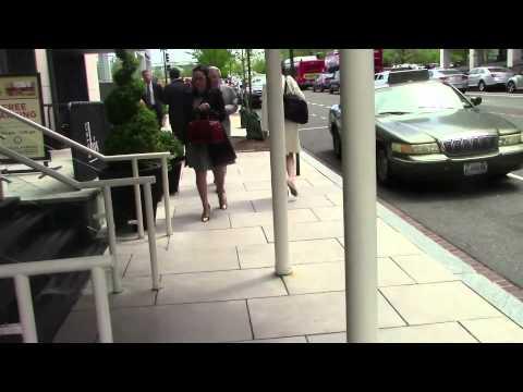 Michelle Nunn Spotted In D.C. At Bistro Bis