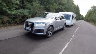 What tow car talent does the second-generation audi q7 have? watch as practical caravan's expert david motton puts it through its paces. and to read ...