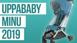 UPPAbaby Minu Travel Stroller 2019 First Look