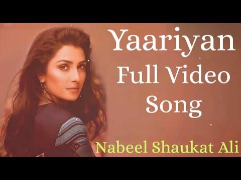 yaariyan-new-pakistani-drama-video-song-2019-  -har-pal-jeo-  -by-nabeel-shaukat-ali