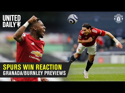 Group Chat | Spurs Reaction & Phil Bardsley previews Sunday's match v Burnley | Manchester United