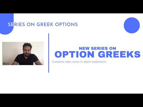 CFA/FRM - Basics of Options Greeks Explained | Part 1(of 5)