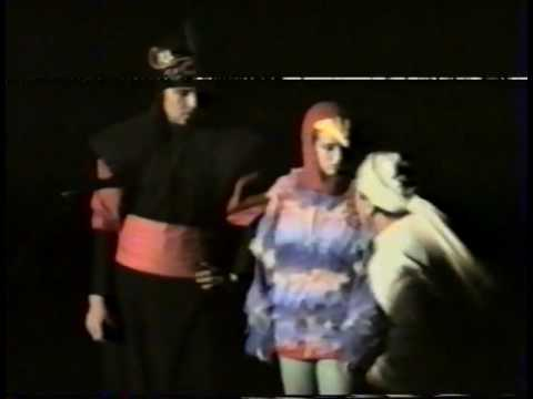 WA Academy of Dance and Drama - Aladdin Part 1