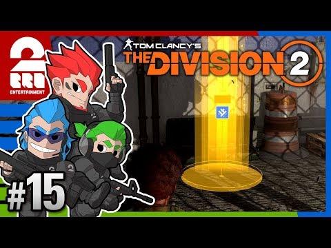 #15【TPS】弟者,兄者,おついちの「THE DIVISION 2(ディビジョン2)」【2BRO.】