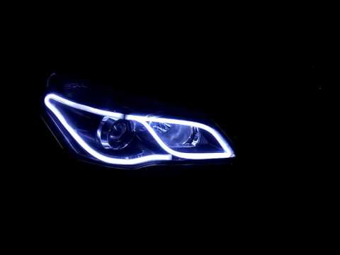 Ciaz with DRL and Mood Lighting