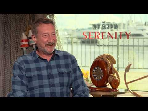 Writer-Director Steven Knight And His New Film SERENITY