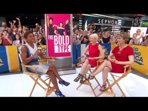 Joanna Coles calls being the reallife inspiration for TV  'terrifying'
