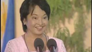 1MINDANAO AGRI BUSINESS TOUR SCHOOL VISIT WITH PGMA PRESENTATION TO JOSE RIZAL STATE UNIVERSITY Tampilisan New Town Visit, Zamboanga Del Norte Mar 11 10 full speech