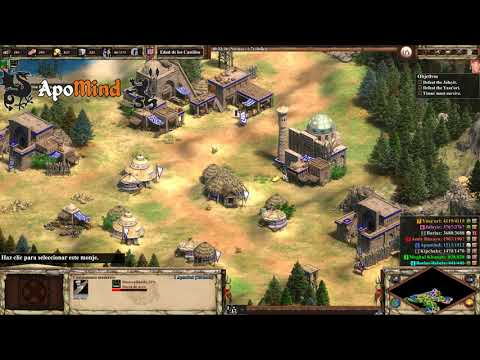 2. Great Ambitions [HARD] The Rise Of Tamerlane - Age Of Empires II: Definitive Edition