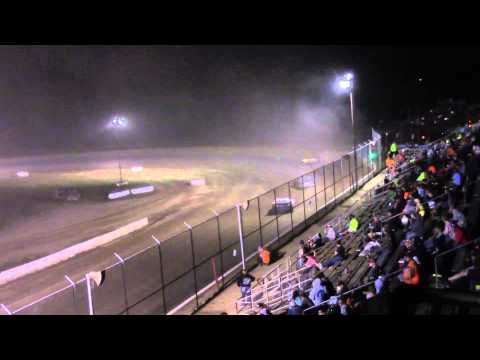 Muskingum County Speedway Street Stock Feature 8-1-15