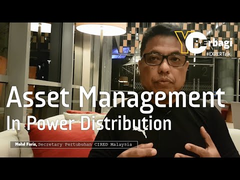 Asset Management In Electrical Power Distribution Company