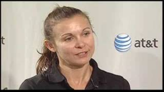 Cal Athletics: 2008 Summer Olympians - Magdalena Lewy