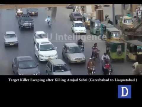 New CCTV Footage Of Attack On Amjad Sabri