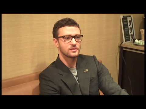 What Makes Justin Timberlake Happy - interview
