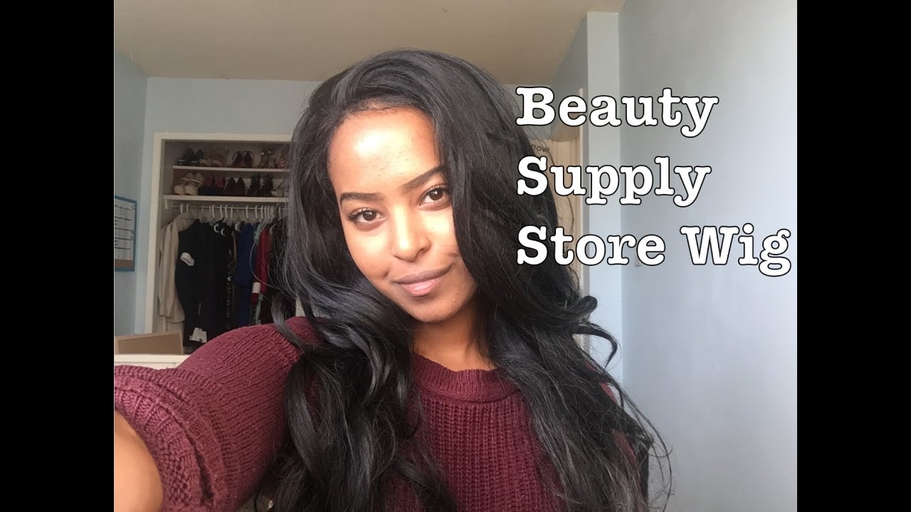 beauty supply wig