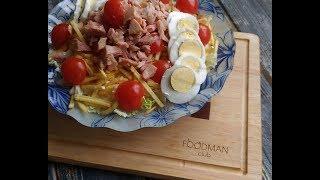 Салат с тунцом и пекинской капустой: рецепт от Foodman.club