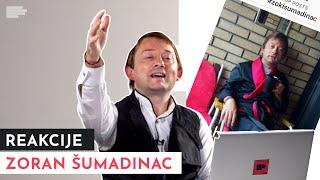Zoran Šumadinac reaguje na mimove | MONDO REAKCIJE | S01E09