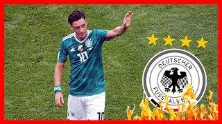 Fliegt Mesut Özil aus der Nationalelf?