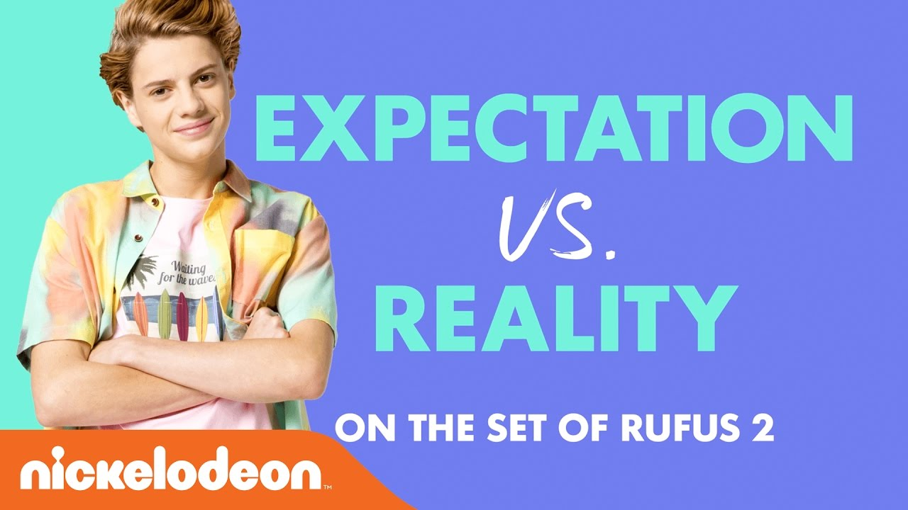 Download Rufus 2   Expectation vs. Reality w/ Jace Norman   Nick