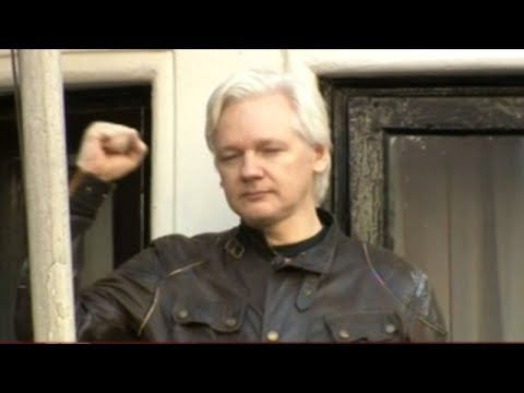 Julian Assange Says He Will NOT Be Leaving The Ecuadorian Embassy Just Yet
