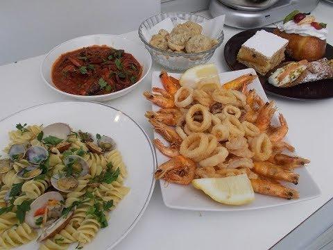pranzo della domenica a base di pesce le ricette di zia