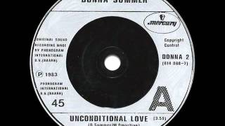 Donna Summer - Unconditional Love (Single Edit)