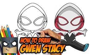 spiderman gir drawing lesson