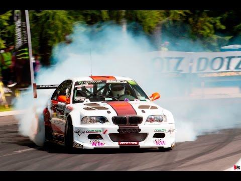 Patrick Ritzmann@Round2 Monster Energy King of Europe Drift ProSeries 2015