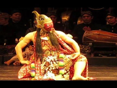 Beksan KLANA Topeng SEWANDANA - Tari Klasik Jawa - Javanese CLassical MASK DANCE [HD]