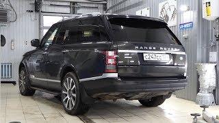 Range Rover 2013 г.в. | Что важно знать и на что обратить внимание при покупке | LR WEST