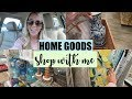 Home Goods Shop With Me! | Shopping Vlog | Erica Lee