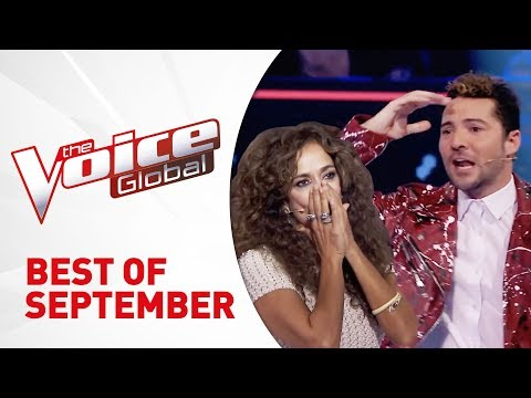 BEST OF SEPTEMBER 2019 In The Voice Kids