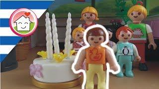 Playmobil ταινία Τα γενέθλια της Άννας - Οικογένεια Οικονόμου