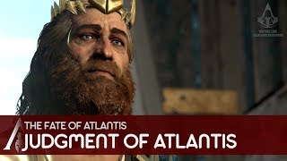 Assassin's Creed Odyssey Judgment of Atlantis - The Fate of Atlantis Full Episode 3